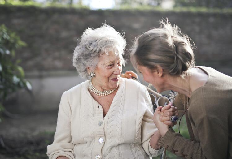 granddaughter-laughing-with-grandmother