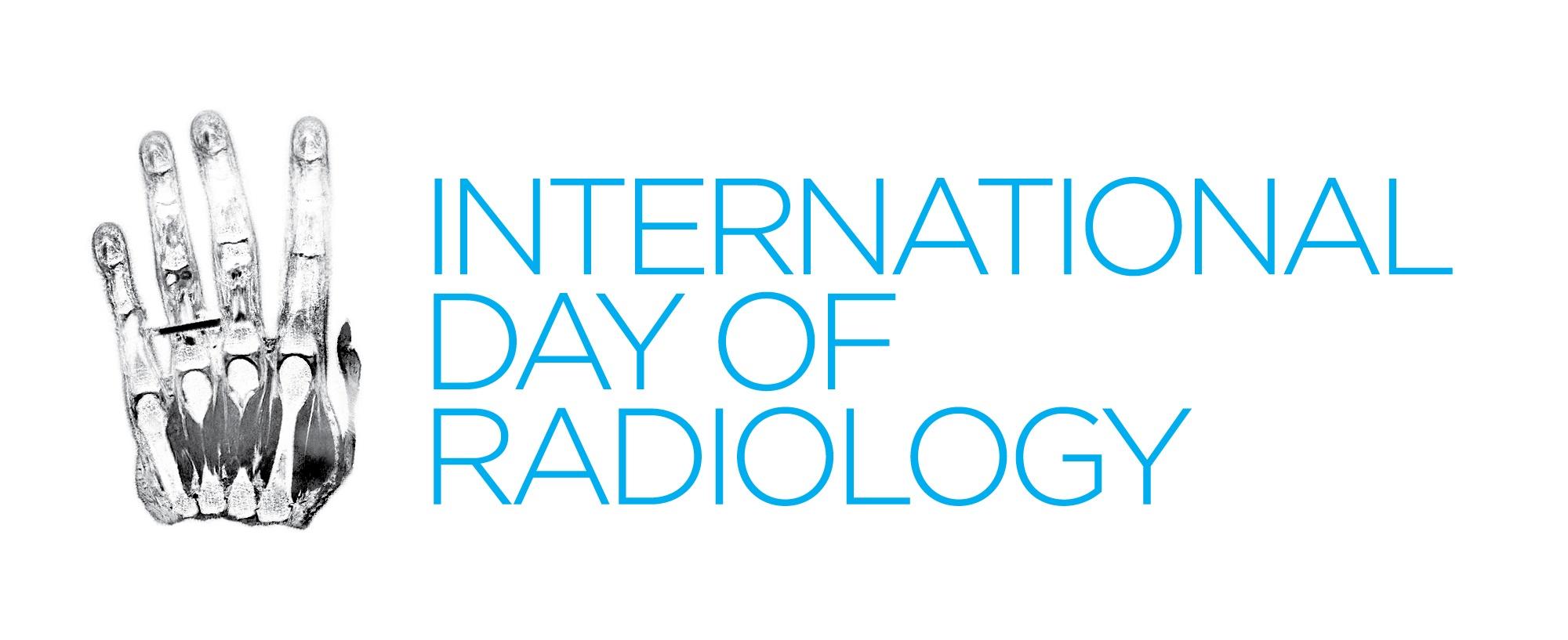 Celebrate the International Day of Radiology November 8!