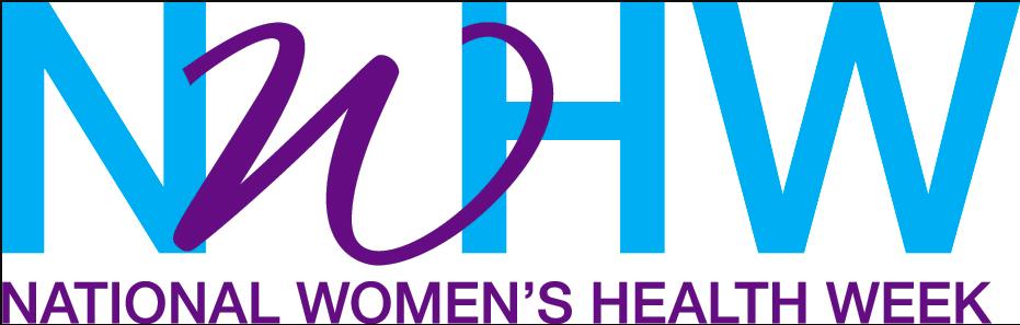 It's National Women's Health Week!