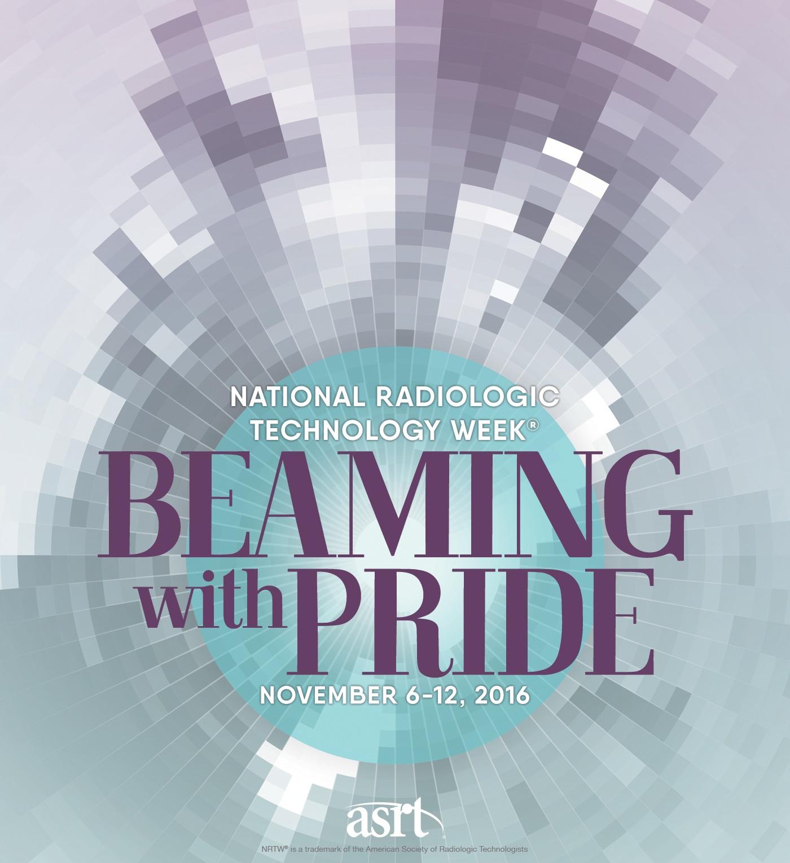 November 6–12 Is National Radiologic Technology Week!